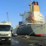 Haventransport met Tvv