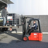 Pallettransport Tvv